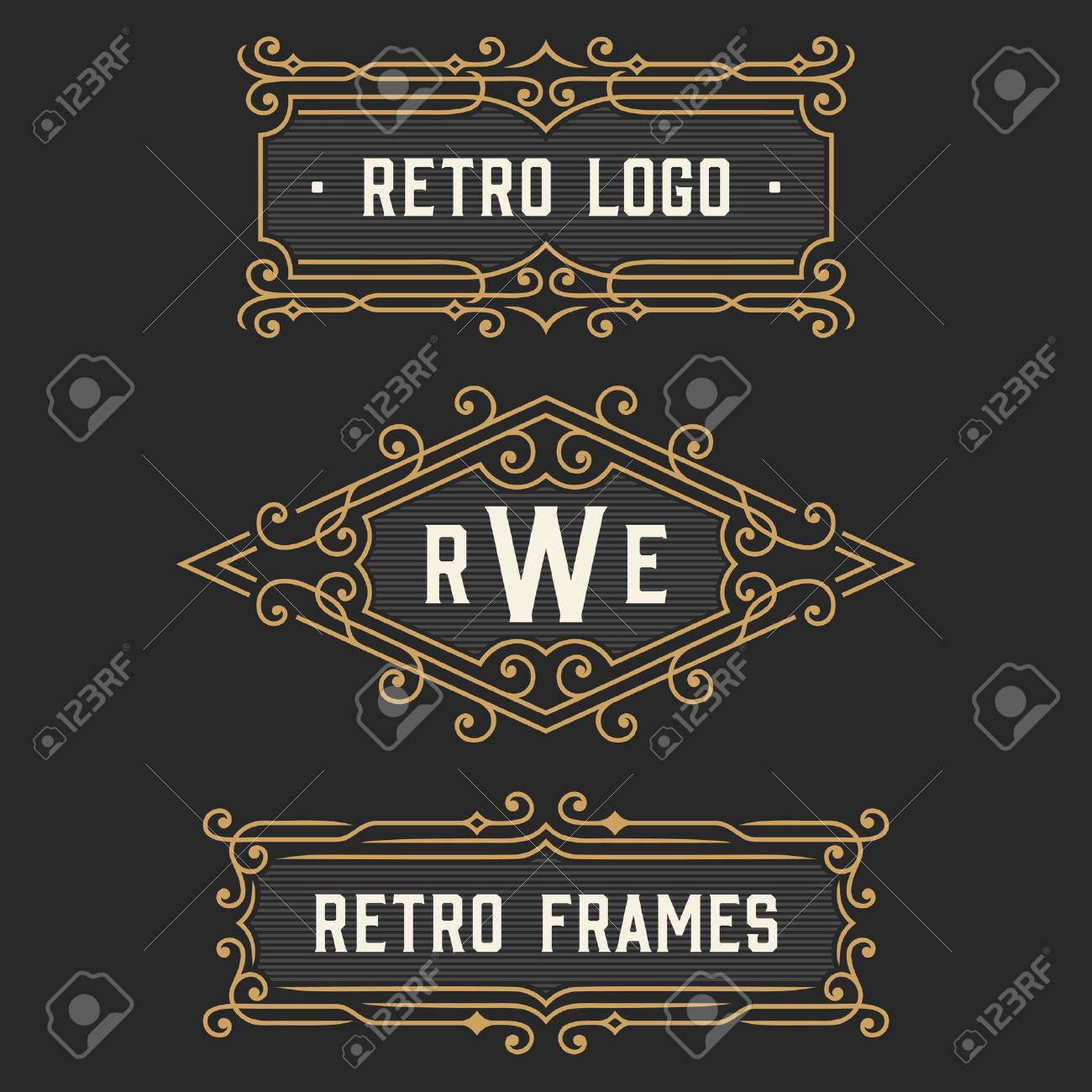 retro templates