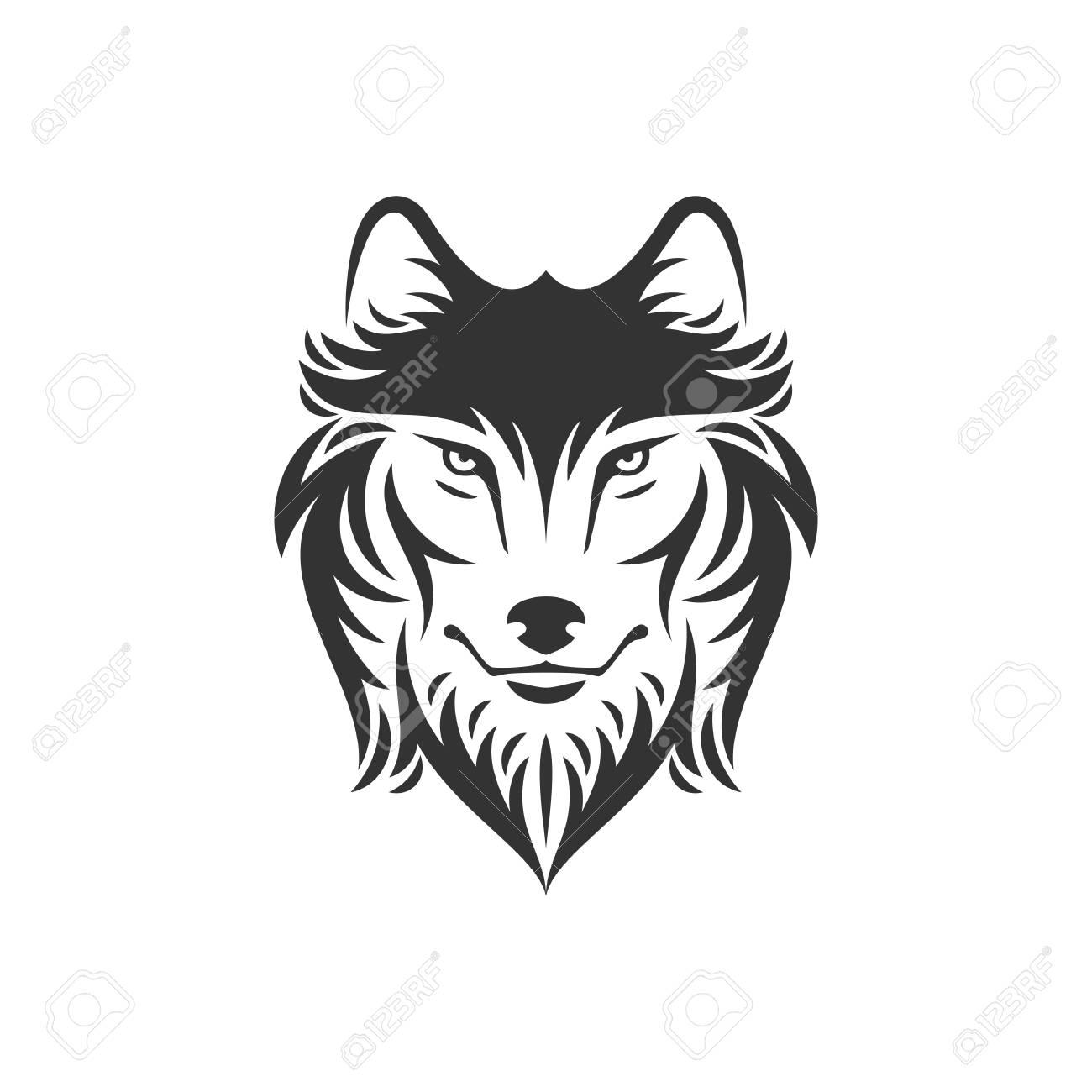 Wolf Tattoo Vorlagen Fur Tatowierungen Mit Wolfen 15