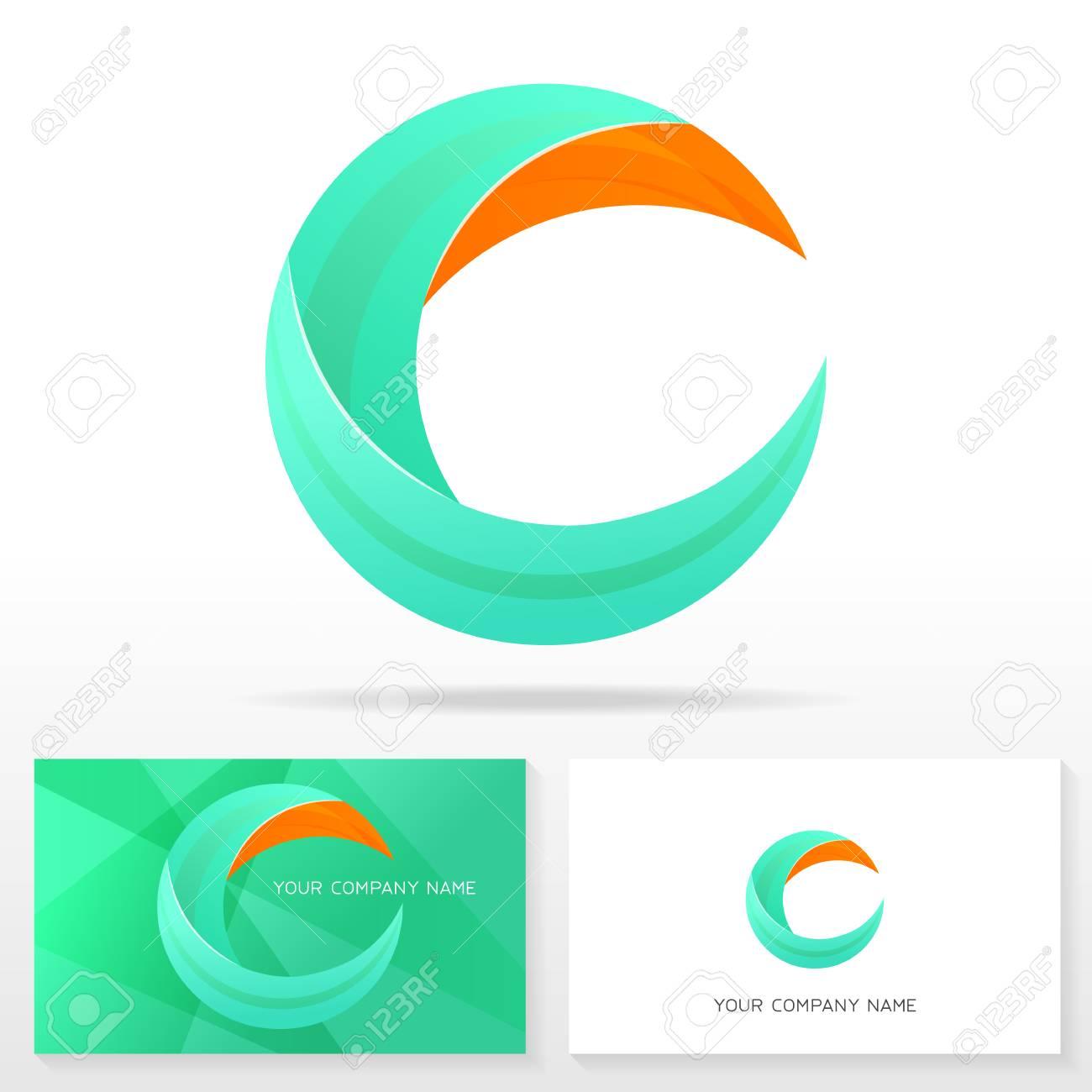 Letter c logo icon design template elements business card templates letter c logo icon design template elements business card templates stock vector 75266242 spiritdancerdesigns Gallery