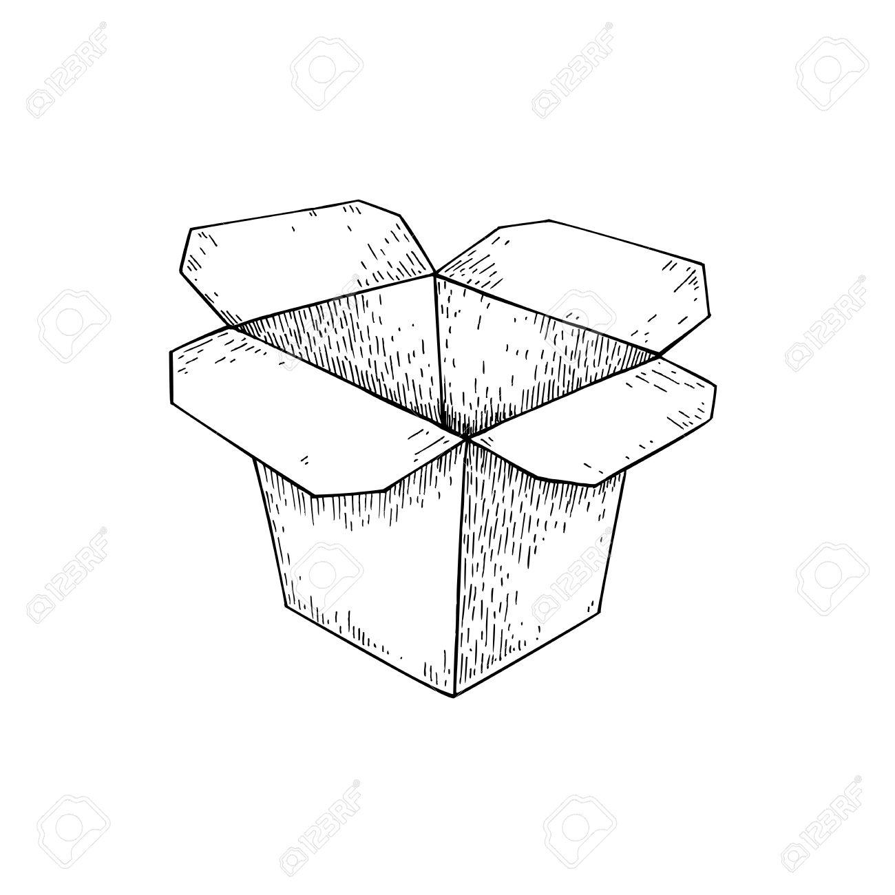 Atemberaubend Takeout Box Vorlage Zeitgenössisch - Beispiel Business ...