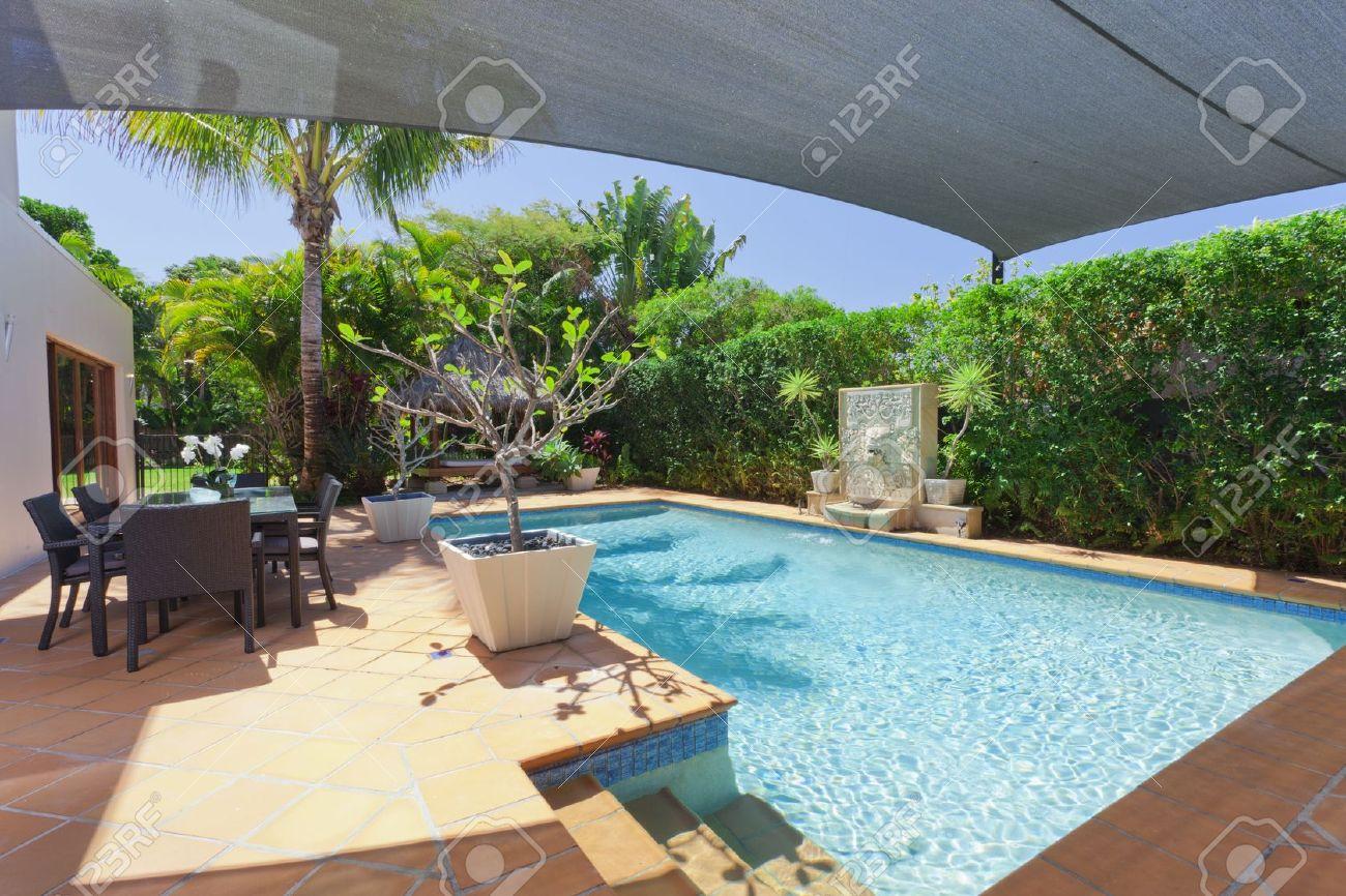 Moderner Garten Mit Pool – msglocal.info