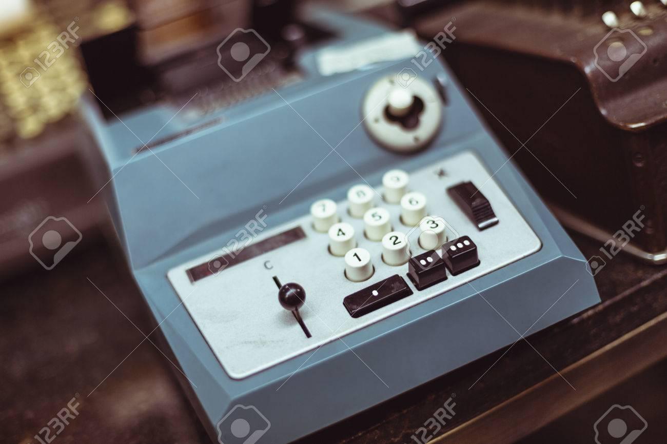 1970's adding machine, printing calculator
