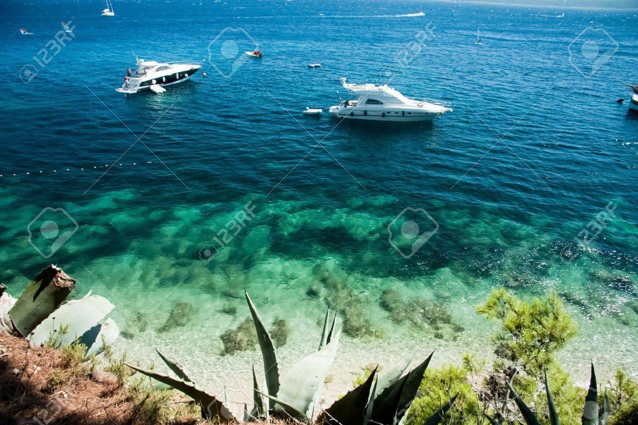Coast of Bol, Croatia Stock Photo - 9620957