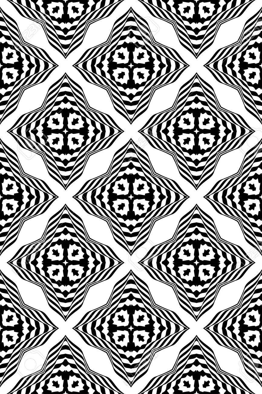 Illusion zebra line seamless geometric pattern vector illustration illusion zebra line seamless geometric pattern vector illustration for invitation wallpaper stopboris Images