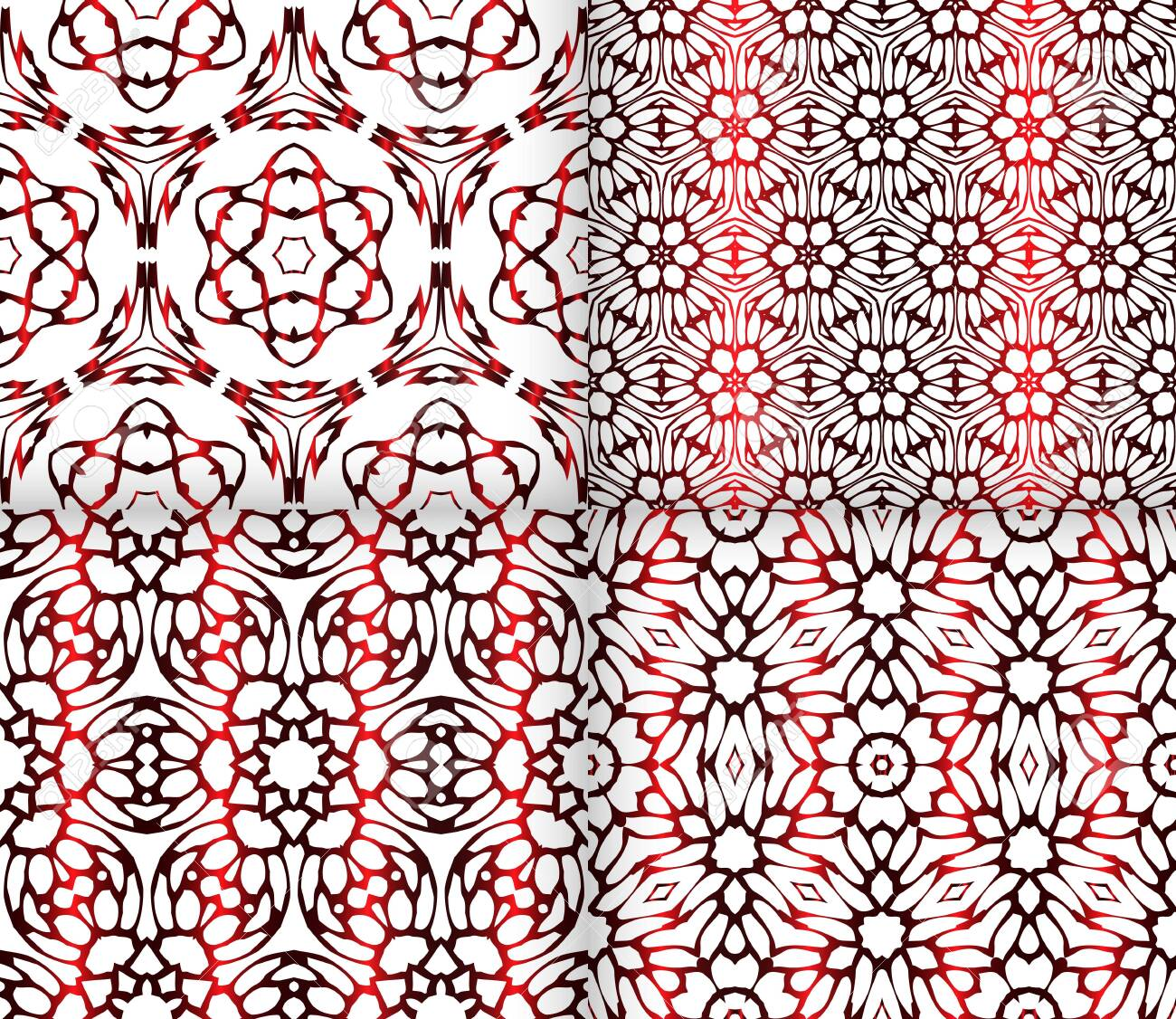 seamless geometric floral pattern red color vector graphic royalty free cliparts vectors and stock illustration image 100230269 https www 123rf com photo 100230269 stock vector seamless geometric floral pattern red color vector graphic illustration ethnic arabic indian ornamen html