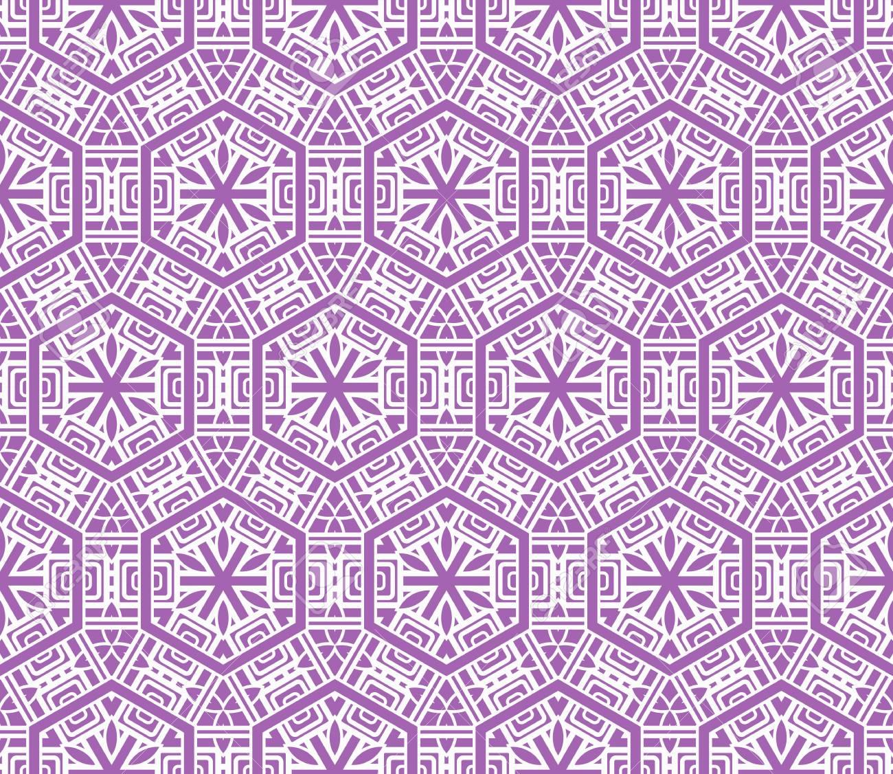 vector illustration. new modern geometric pattern. seamless design for scrapbooking, background, interior - 102083566