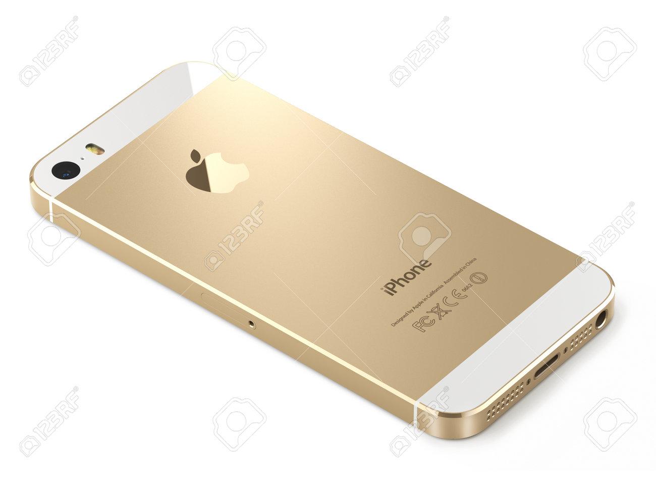 iphone 5s gol