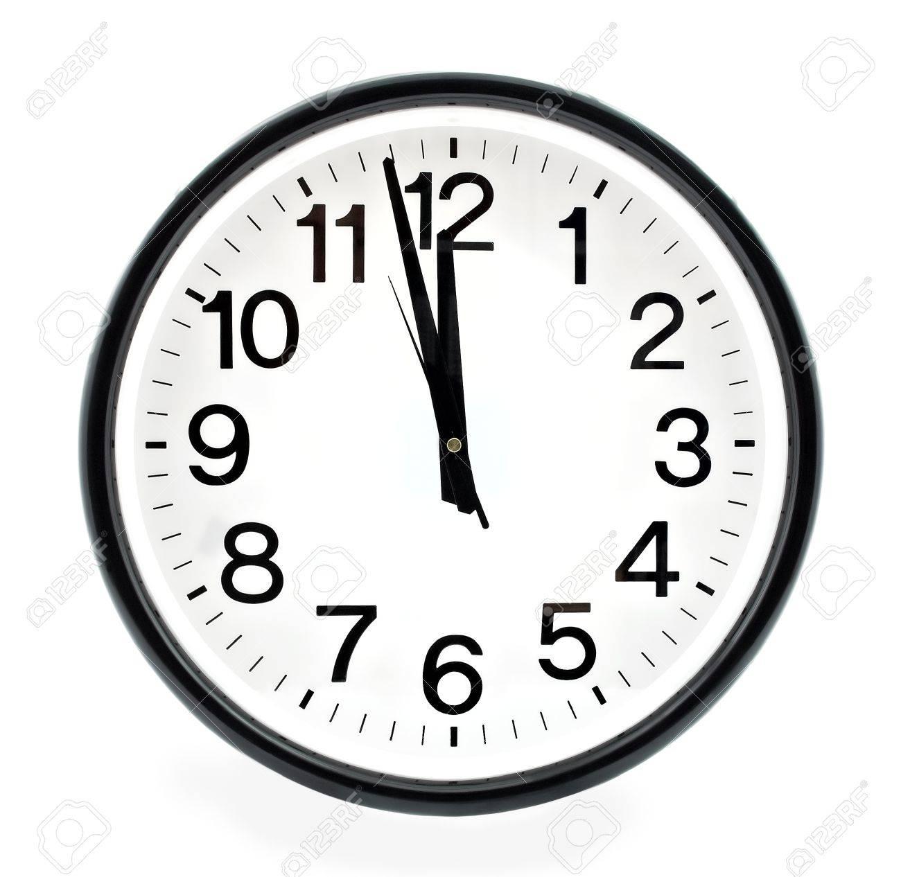 orologio mezzanotte