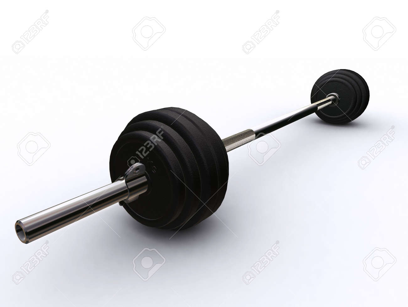 barbell Stock Photo - 482671