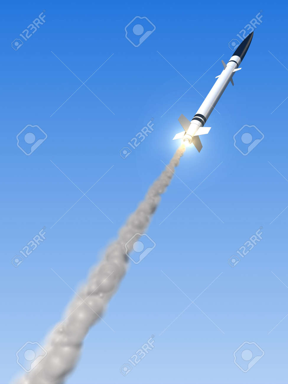 missile Stock Photo - 577604
