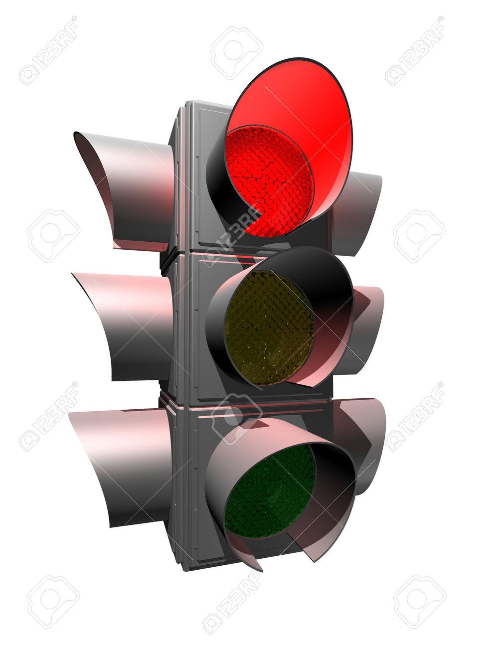 traffic light Stock Photo - 659854