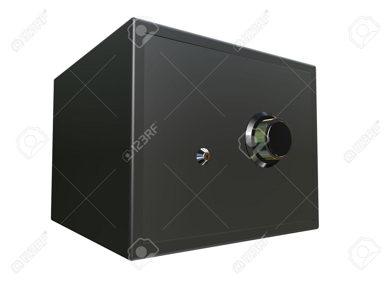small safe Stock Photo - 705407