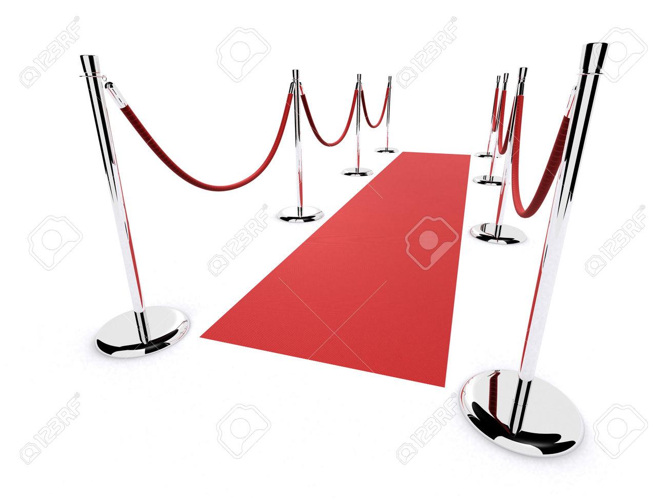 red carpet Stock Photo - 755983