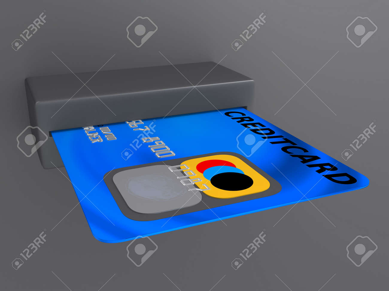 credit card Stock Photo - 4682909