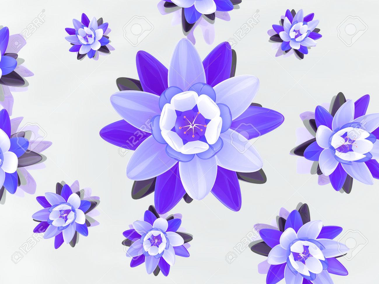 lotus flowers Stock Photo - 7165142