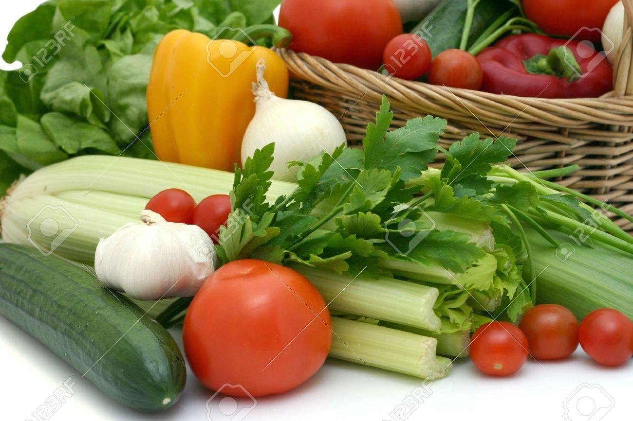 Fresh vegetables Stock Photo - 2517870