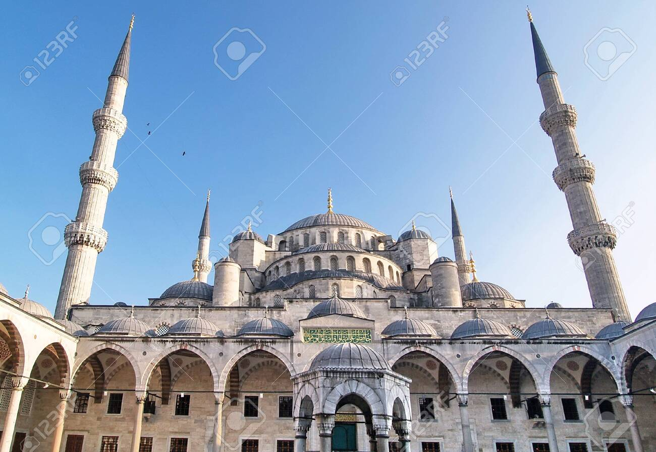 Yeni Cami (New Mosque), Eminonu Istanbul - 146345993