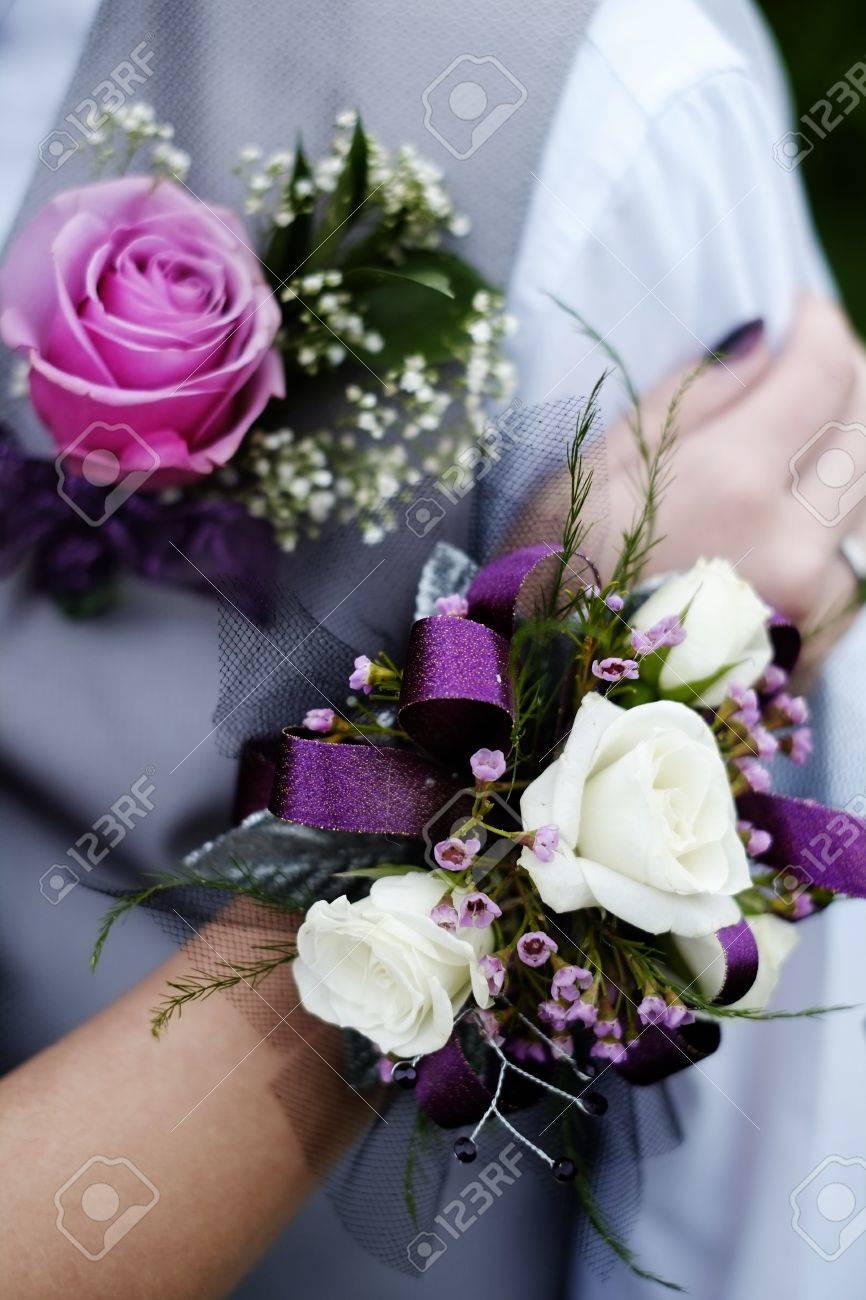 Prom Corsage Stock Photos Royalty Free Prom Corsage Images