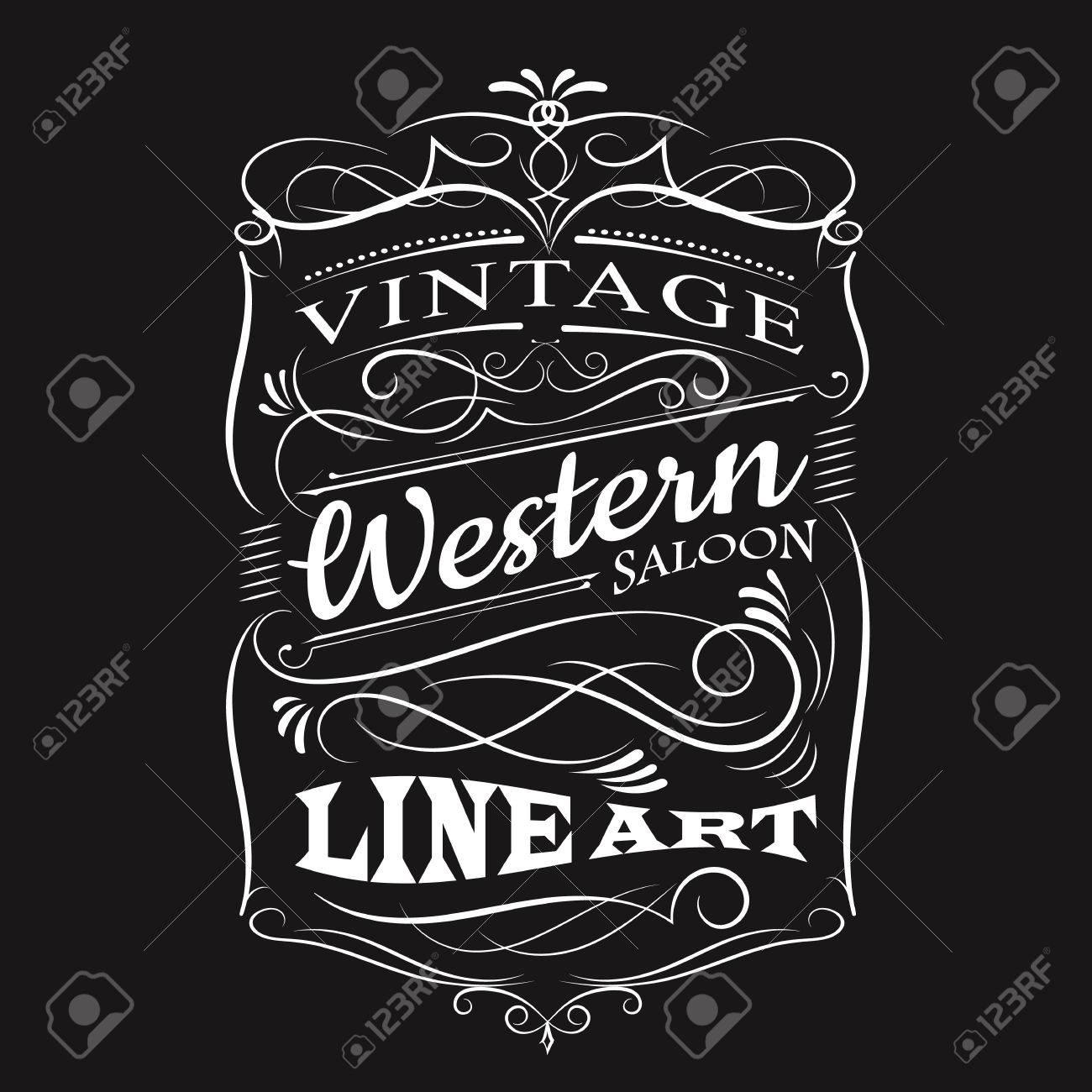 Vintage Label Typography T Shirt Design Vectors Royalty Free
