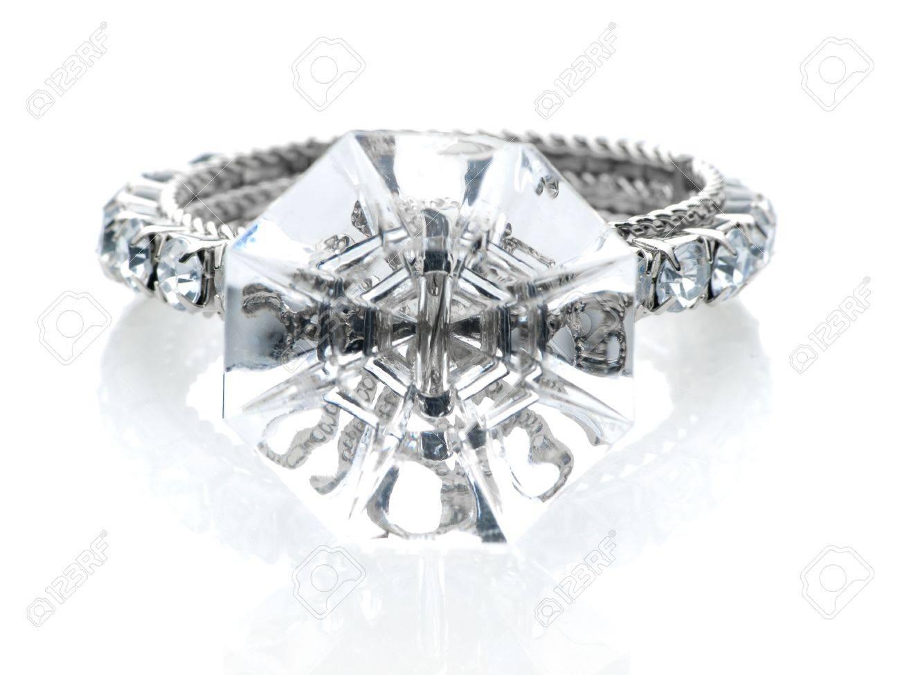 Cantu0027 Say No To The Giant Diamond Ring Stock Photo   6478990
