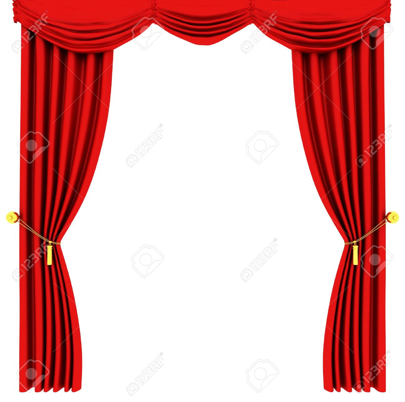 Red stage curtain with lights - Stage Curtain Background Stage Curtain Design Curtain Theatre Up Red Theater Curtain Isolated On White