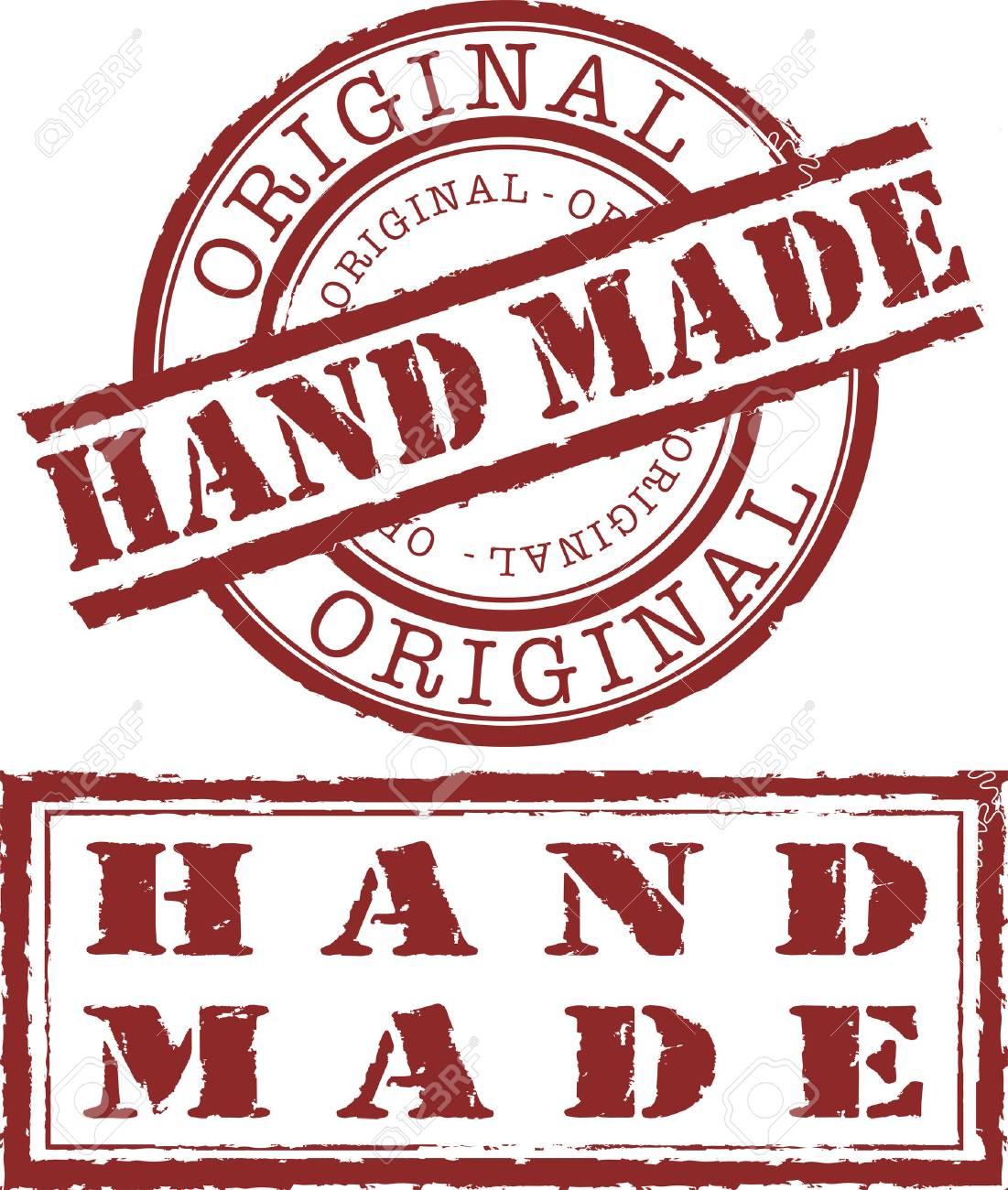 hand made stamp - 8550670