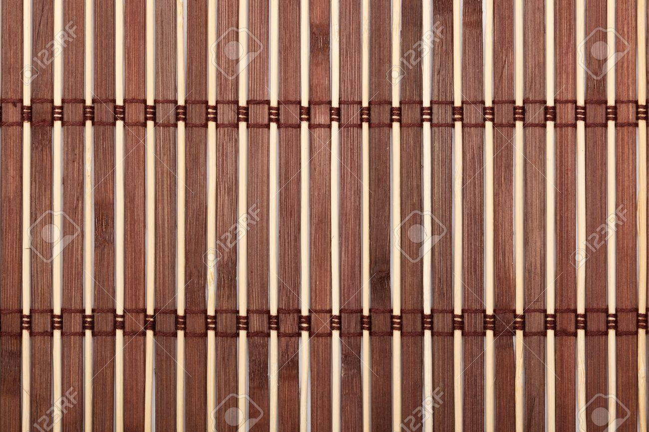 Bamboo table runner - Brown Bamboo Sticks Table Runner Texture Stock Photo 15934186