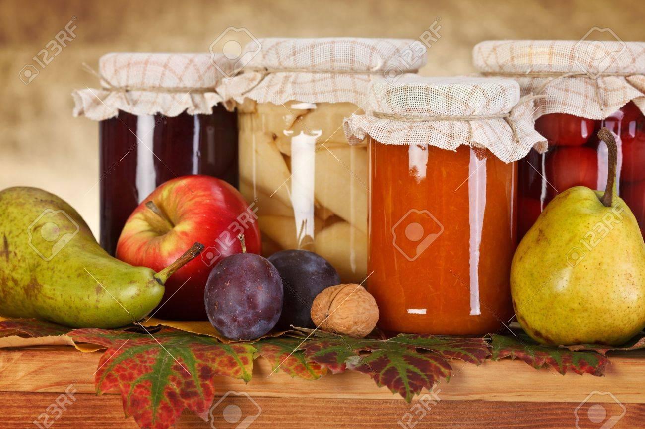 Resultado de imagem para frutas frescas em compotas!