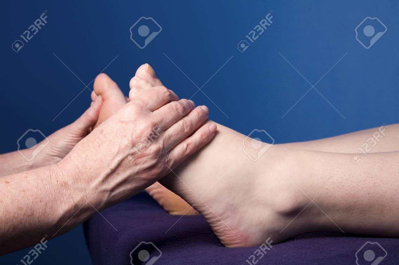 Massage Stock Photo - 4232637
