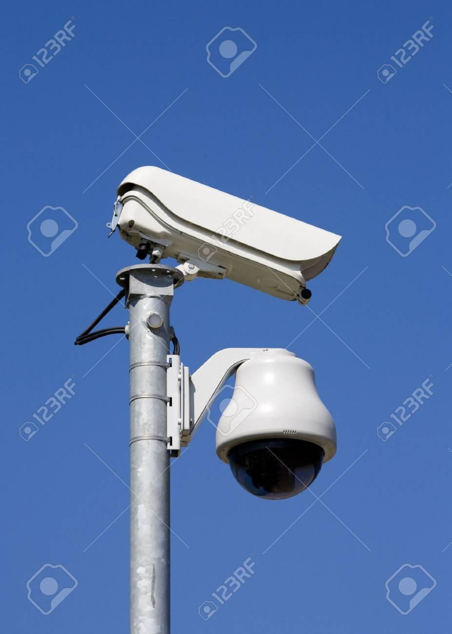 Security camera Stock Photo - 4734482