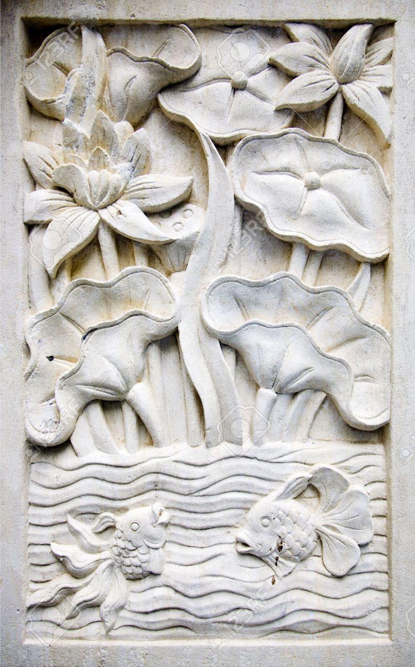 Bali stone carving Stock Photo - 7857811