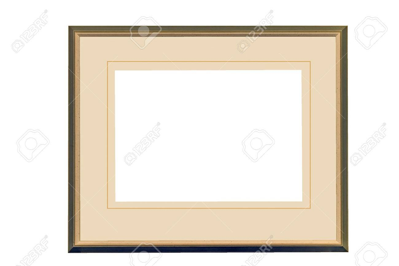 Empty Picture Frame Stock Photo, Picture And Royalty Free Image ...