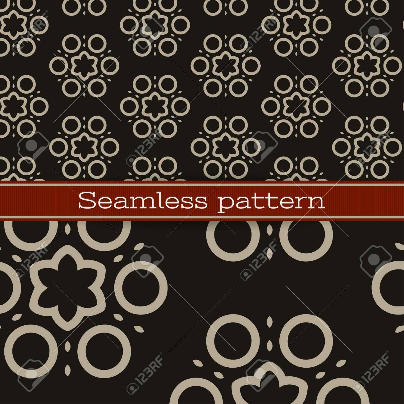geometric seamless pattern, stylish geometric background Stock Vector - 17419489