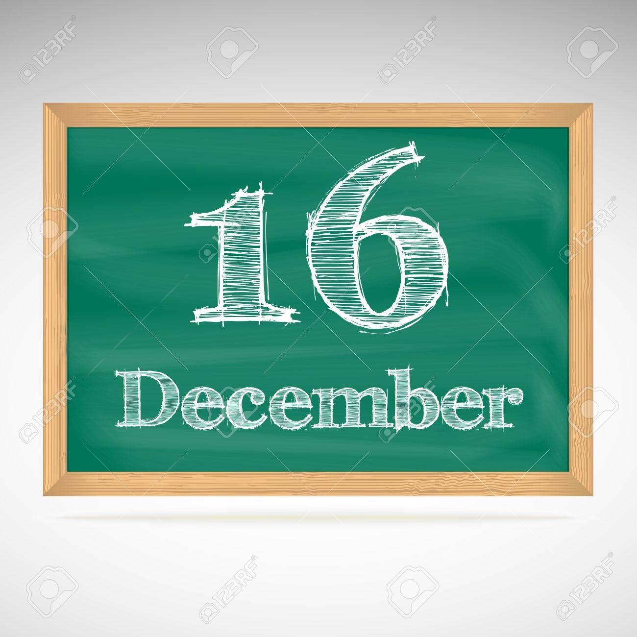 Resultado de imagen para 16 de diciembre calendario