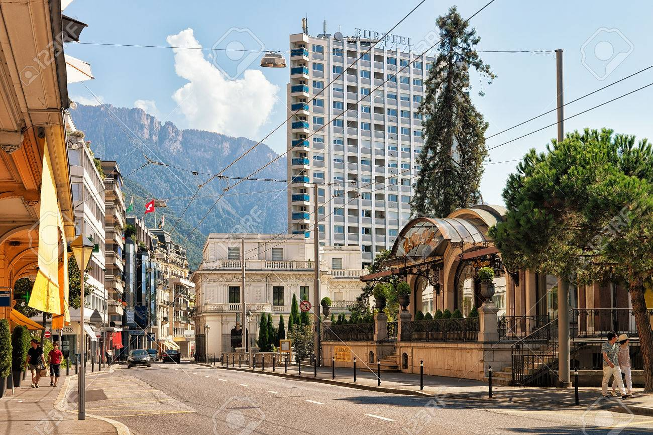 Image result for Montreux Town