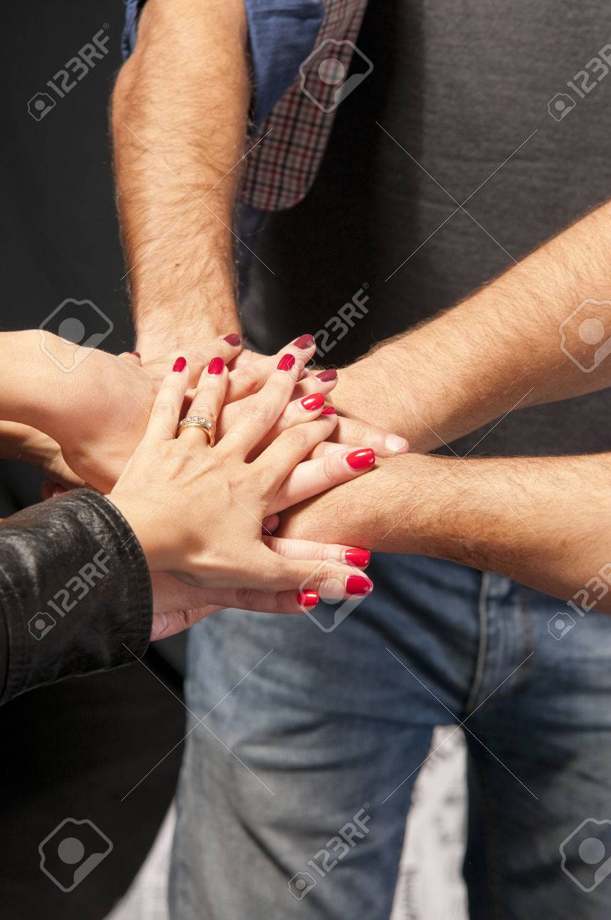teamwork always pays more and sharing is more rewarding this stock photo teamwork always pays more and sharing is more rewarding this is an example of work in a group that has happened