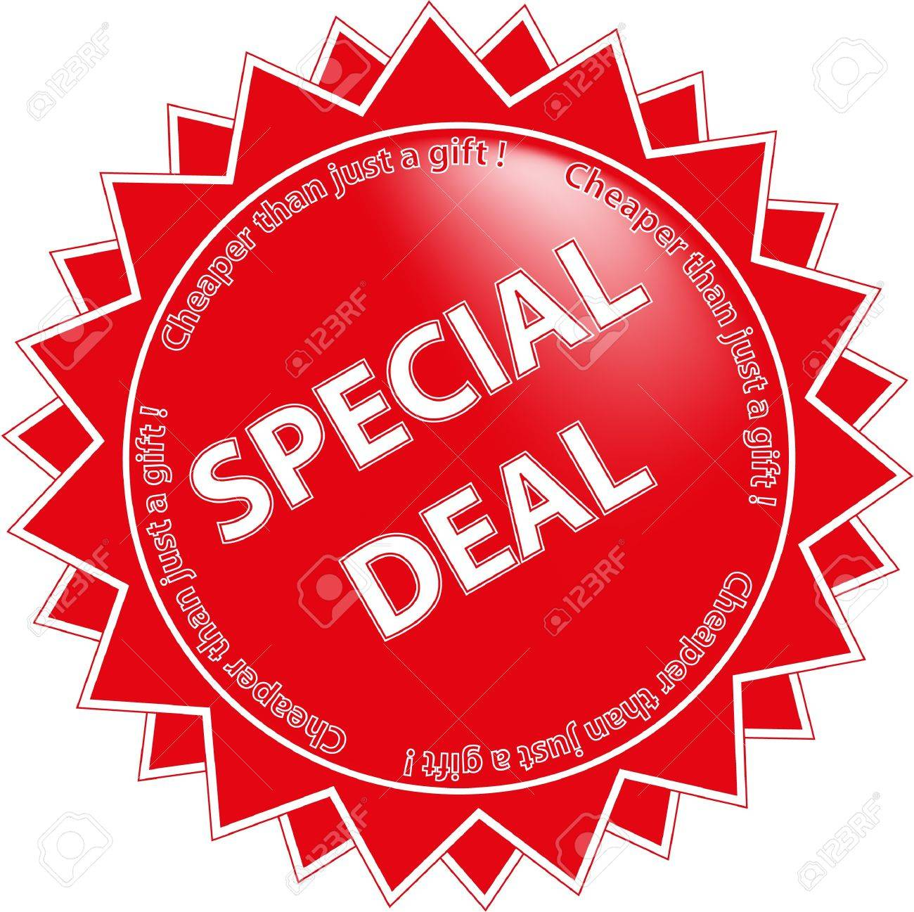 Label Special Deal Royalty Free Cliparts, Vectors, And Stock ...