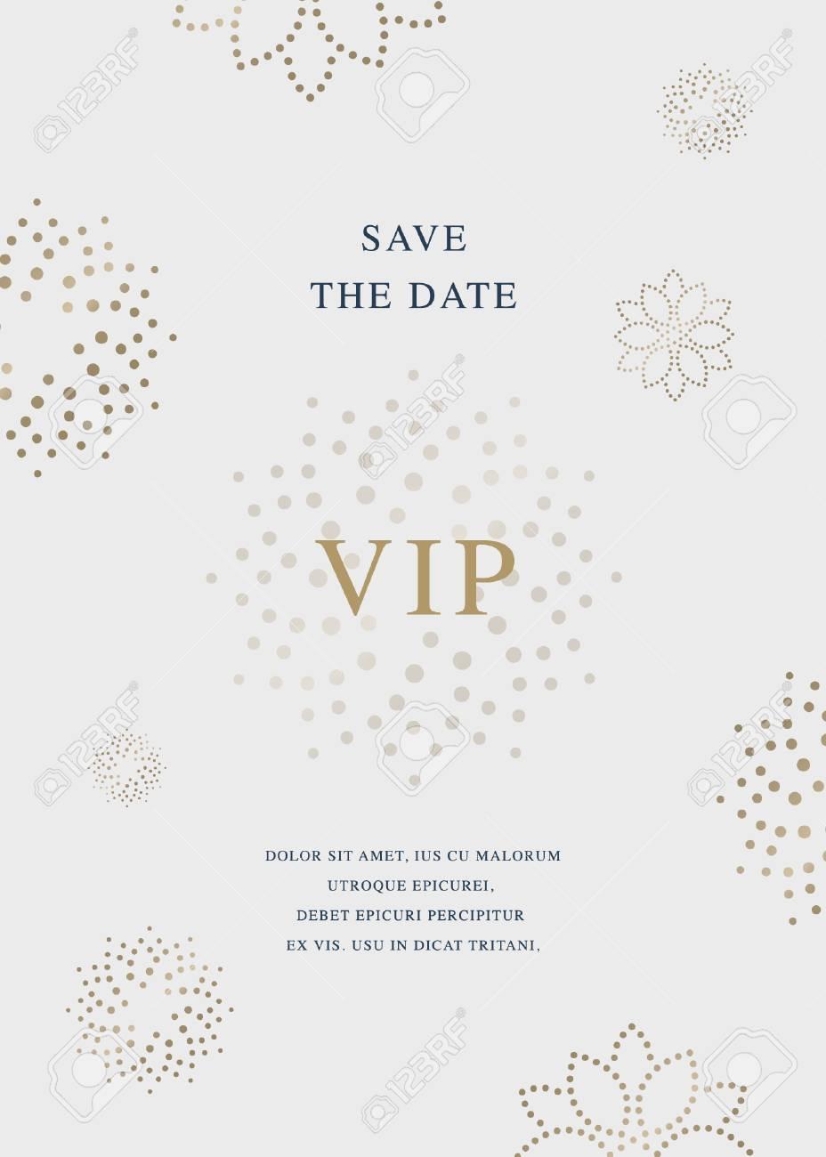 Luxury golden beauty vector invitation card template royalty free luxury golden beauty vector invitation card template stock vector 88305236 stopboris Choice Image