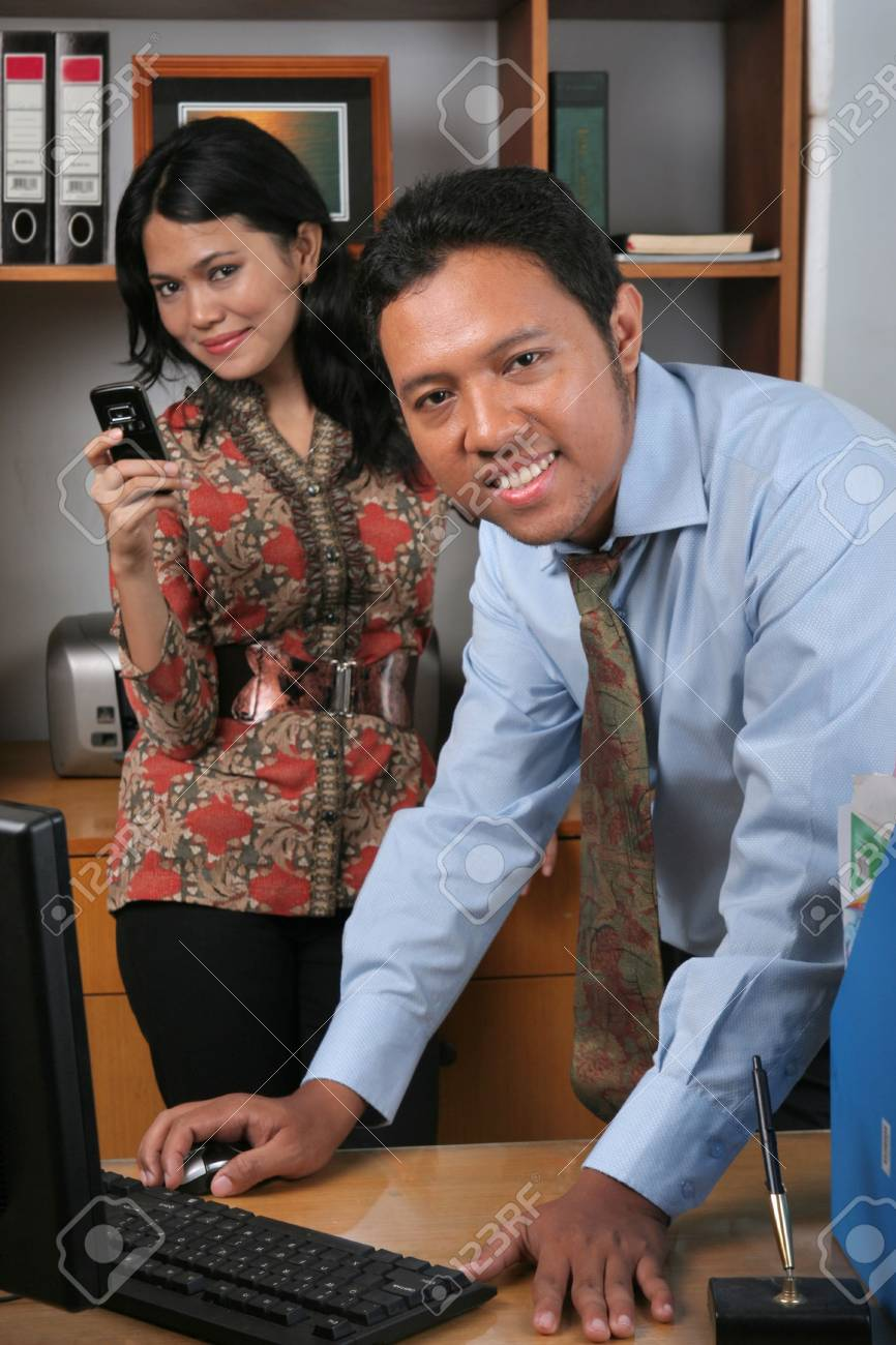 business people Stock Photo - 5221434