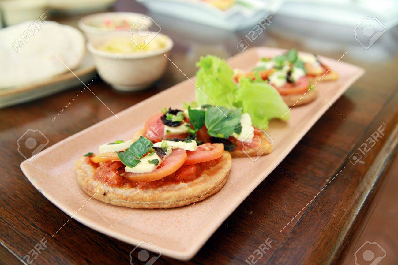 Buffet Foood Stock Photo, Picture And Royalty Free Image. Image ...