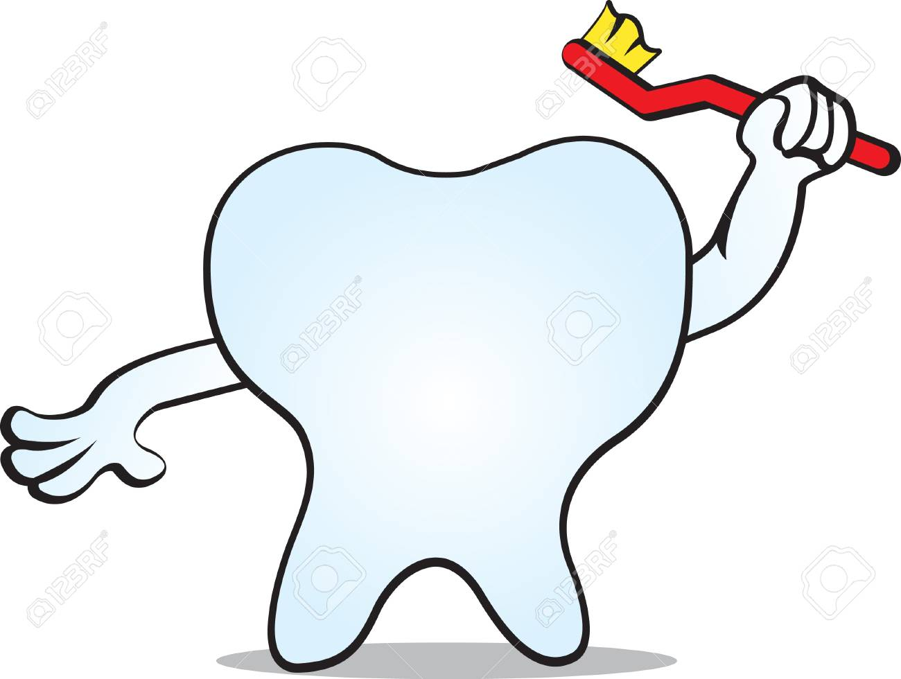 tooth Stock Vector - 12264946