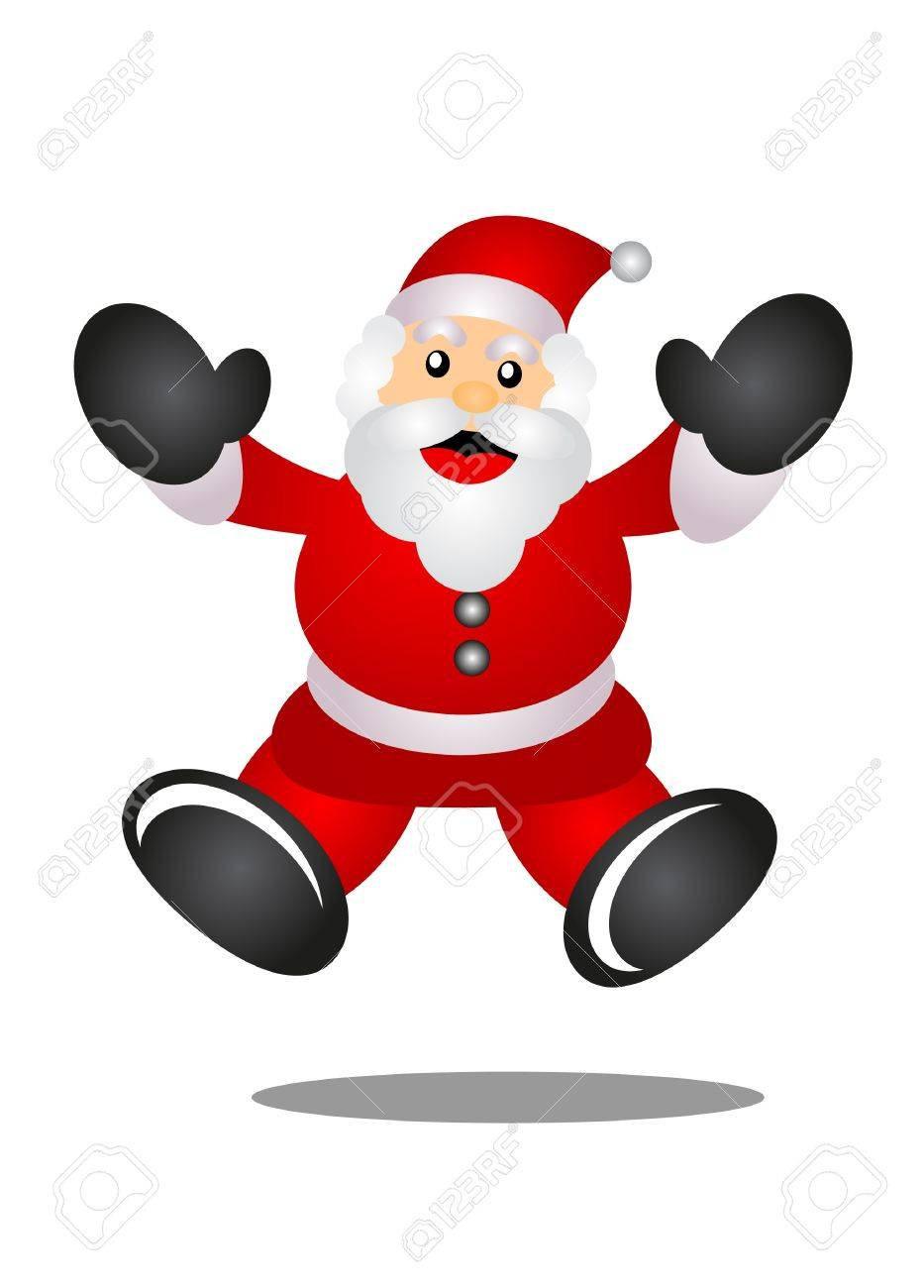 santa claus Stock Vector - 12288641