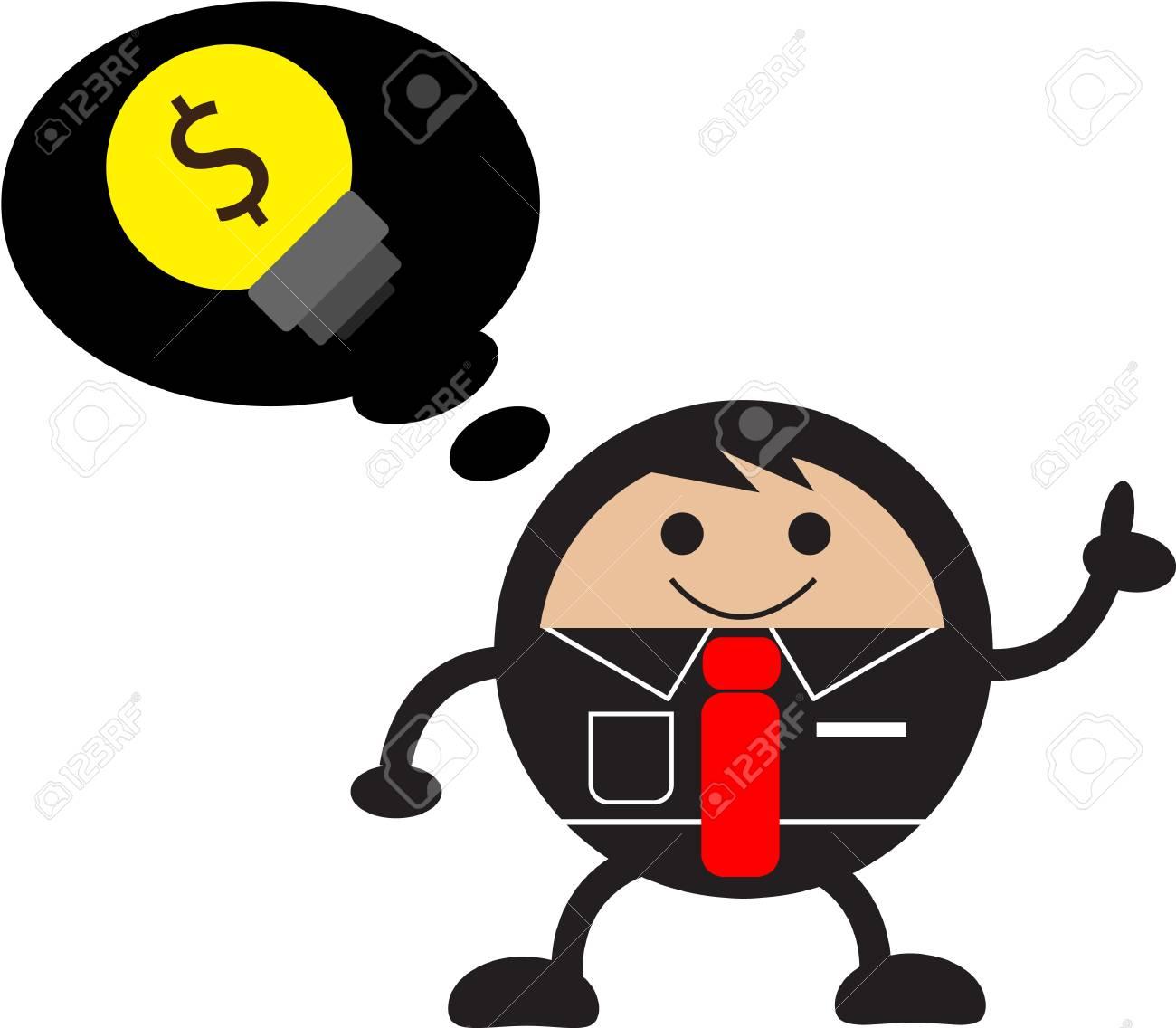 businessman activity Stock Vector - 12489924