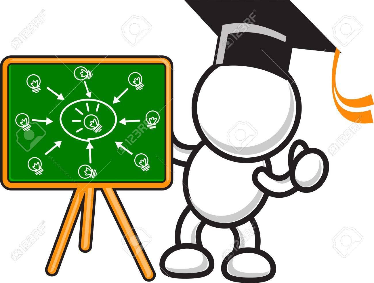 illustration of business motivation Stock Vector - 14222206