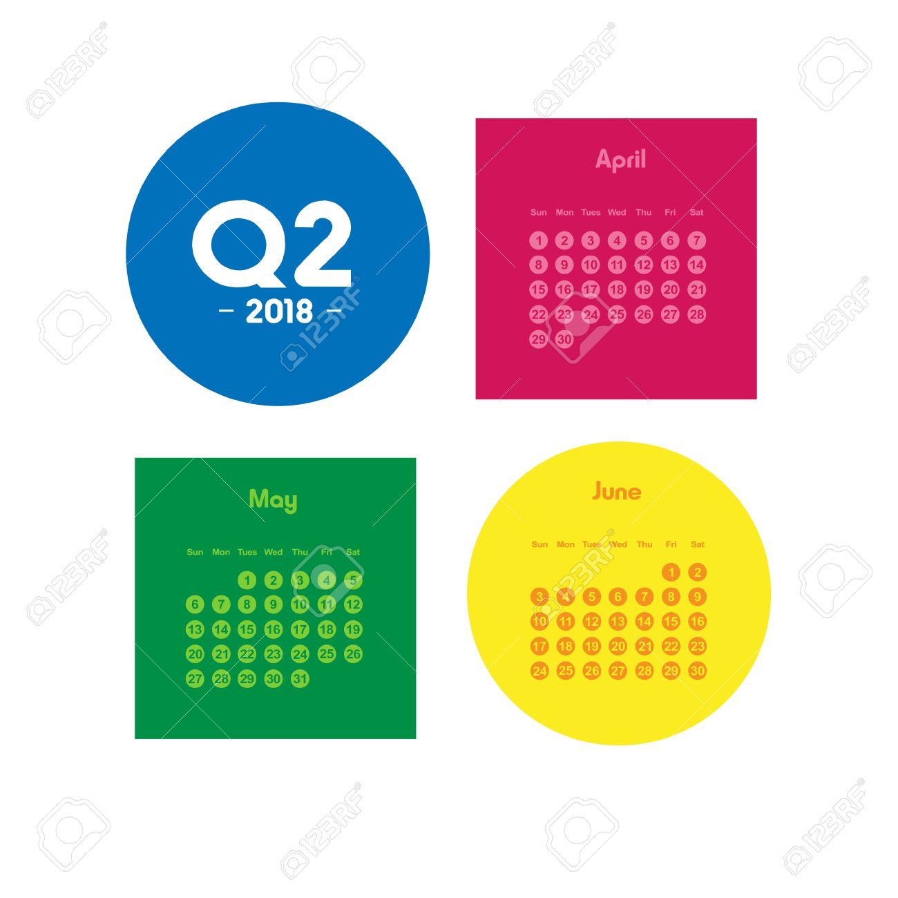 quarter calendar 2018