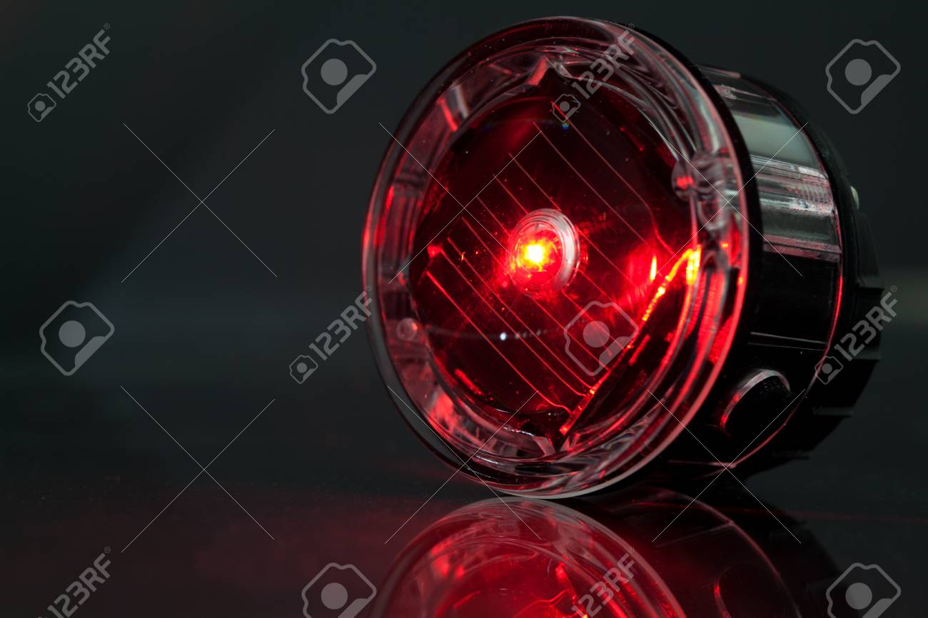 led light for bicycle Stock Photo - 8540479