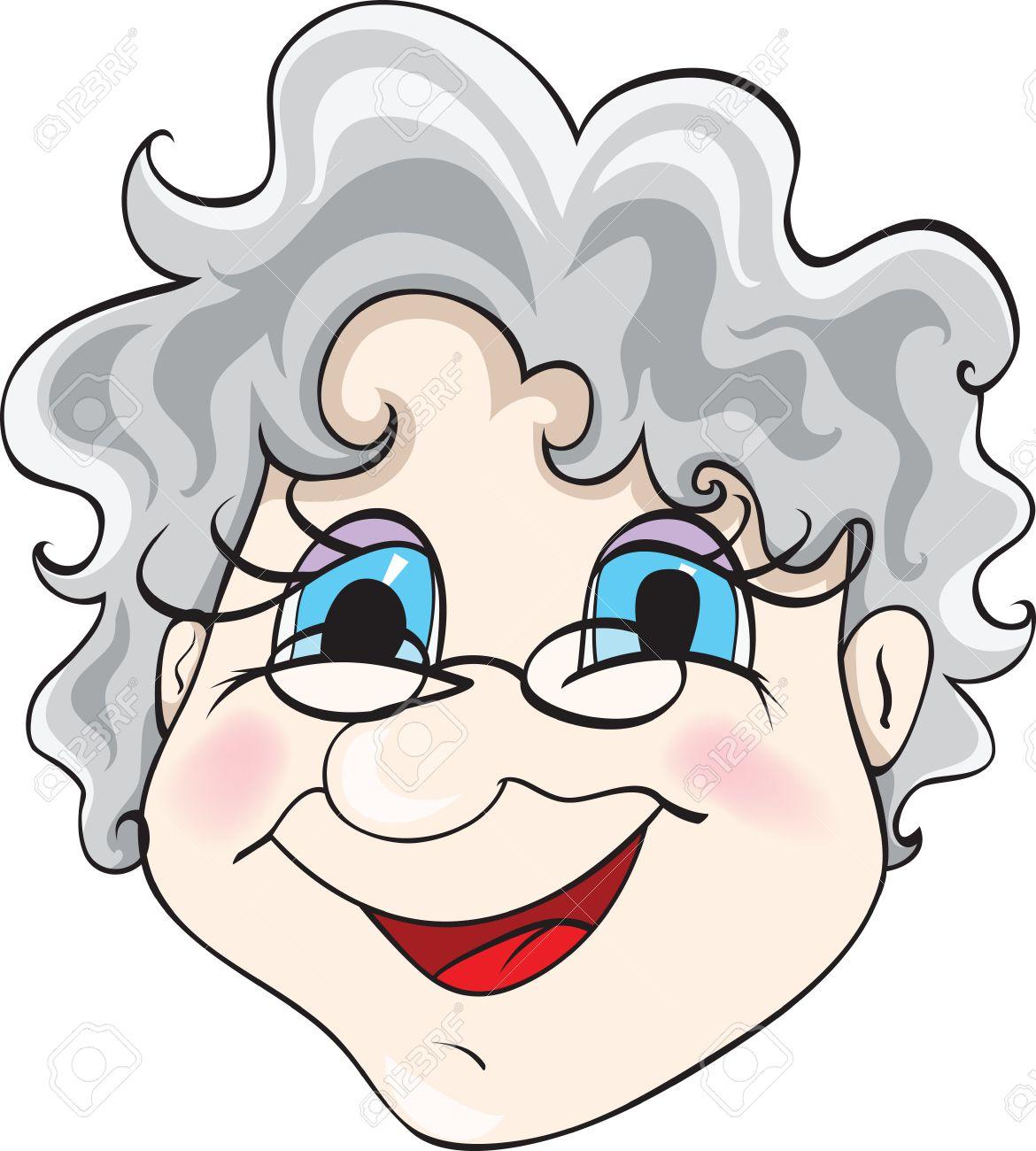 grandmother Stock Vector - 8195202
