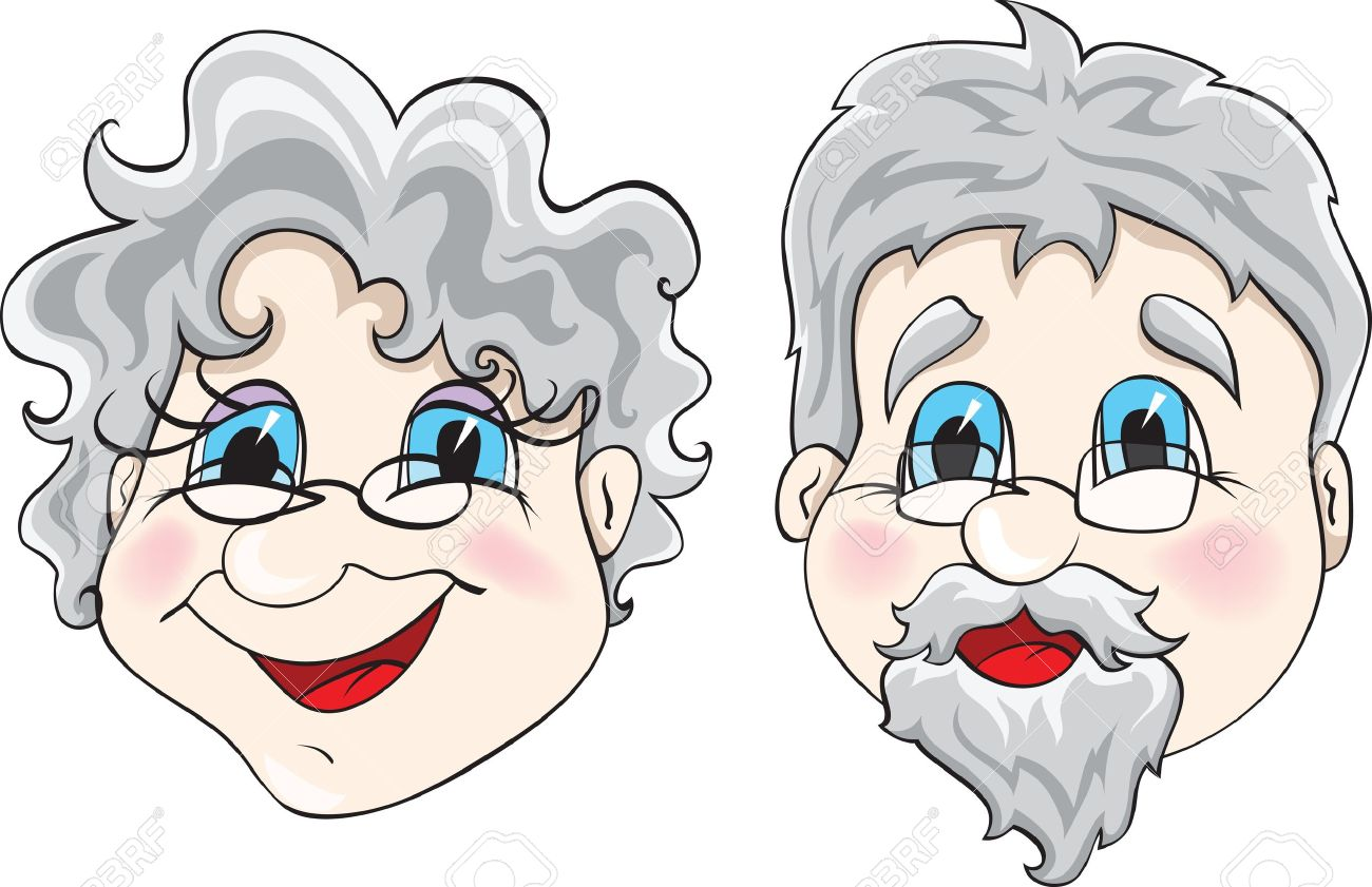 grandparents Stock Vector - 9149516