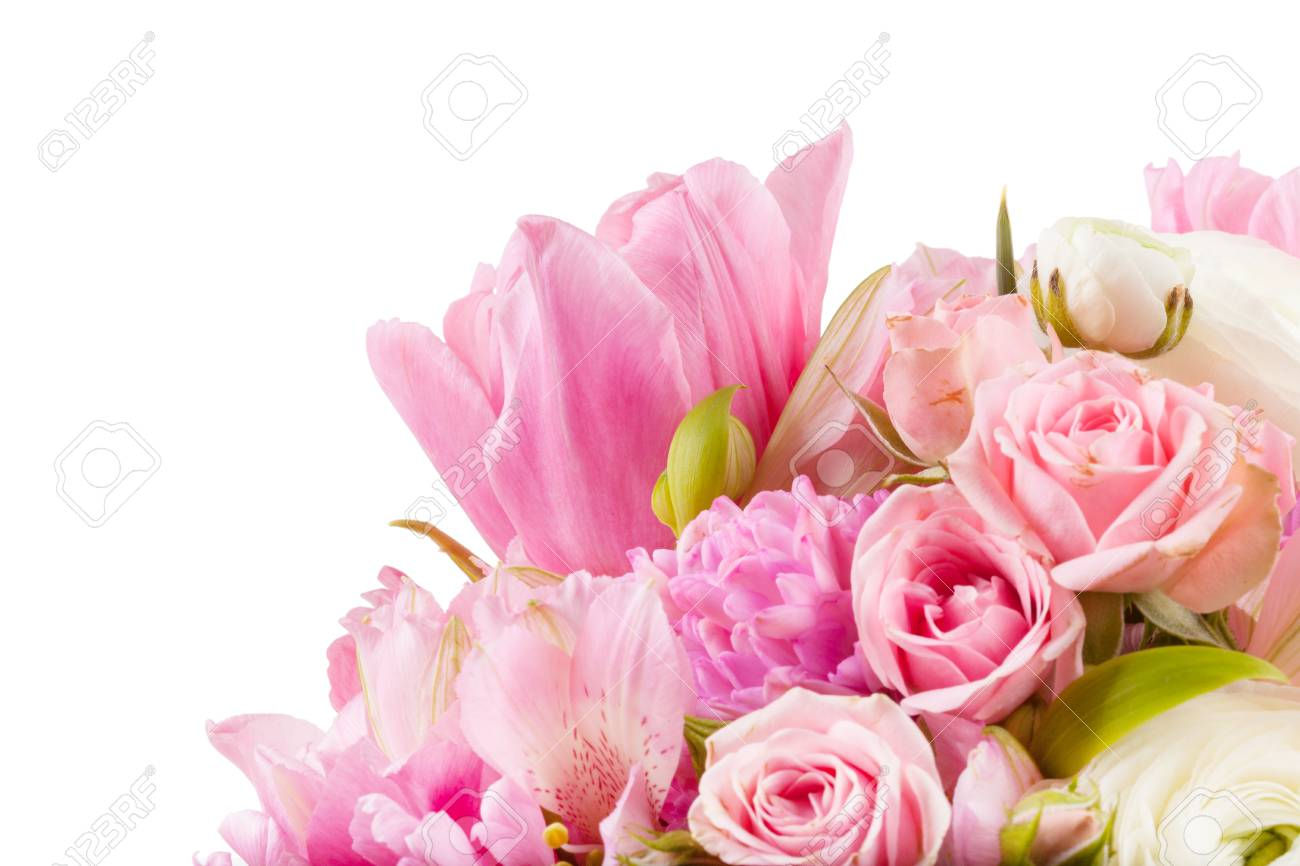 Amazing flower bouquet arrangement close up in pastel colors stock amazing flower bouquet arrangement close up in pastel colors stock photo 52217168 izmirmasajfo