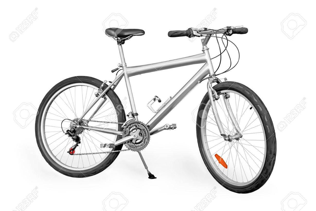 Moderno Bicicleta De Montaña Para Colorear Elaboración - Dibujos ...
